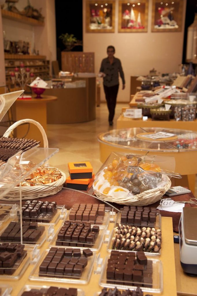 magasin chocolat et confiserie a marseille