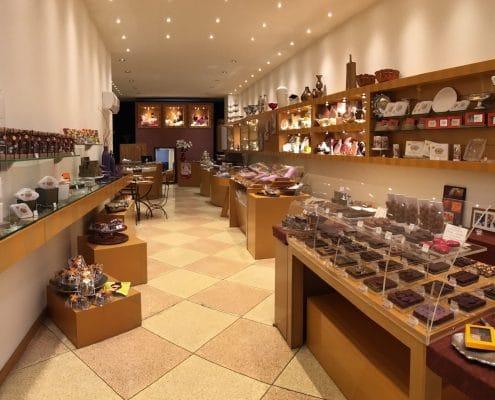 boutique de chocolat a Marseille