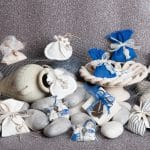 Creation pour dragees : escale bord de mer